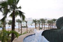 Hotel Doubai del Atlantis Fotografia Stock