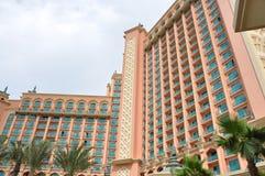 Hotel Doubai del Atlantis Fotografie Stock