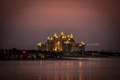 Hotel Doubai del Atlantis Immagine Stock Libera da Diritti