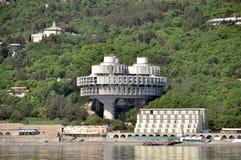 Hotel Druzhba Fotografia Stock Libera da Diritti