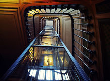 Hotel du Louvre Stock Afbeelding