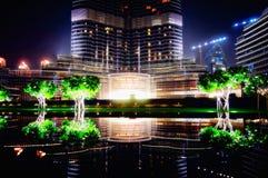 Hotel Dubai de Armani Foto de archivo