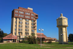 Hotel Dunav Royalty Free Stock Image