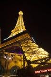 Hotel e casinò di Parigi Las Vegas a Las Vegas Fotografie Stock