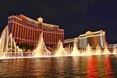 Hotel e casino de Las Vegas Bellago fotos de stock