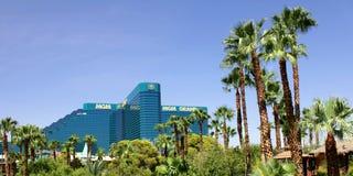 Hotel e casino de Mgm Grand imagens de stock royalty free