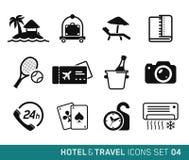 Hotel e viaggio Immagine Stock Libera da Diritti
