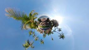 Hotel in een tropische toevlucht