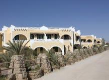 Hotel egipcio Foto de archivo
