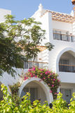 Hotel, Egipt Obraz Stock