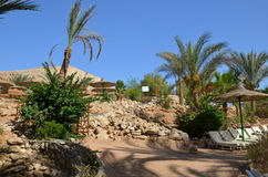 Hotel in Egypt Stock Photo