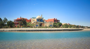 Hotel, El Gouna Stock Photography
