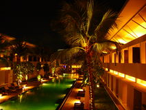 Hotel em Bali Fotos de Stock
