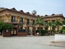 Hotel em Kemer Turquia Foto de Stock Royalty Free