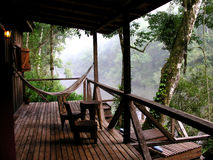 Hotel em Misiones, Argentina Fotografia de Stock