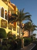 Hotel em Tenerife Fotos de Stock