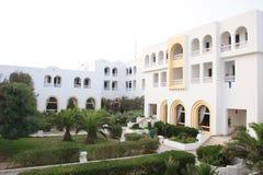 Hotel em Tunísia Fotos de Stock
