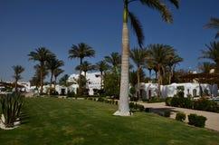 Hotel en Egipto Fotografía de archivo