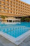 Hotel en Limassol Foto de archivo