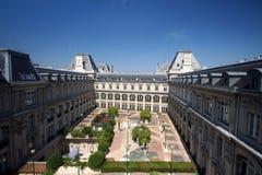 Hotel en París Foto de archivo libre de regalías