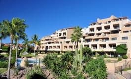Hotel en San Carlos Fotos de archivo
