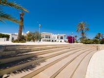 Hotel en Túnez Fotografía de archivo
