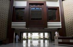 Hotel entrance Stock Photos