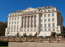 Hotel Esplanade Royalty Free Stock Image