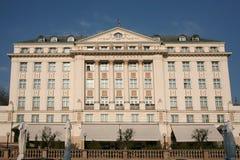 Hotel Esplanade, Zagreb Stock Photo