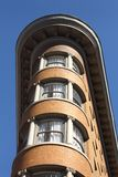Hotel Europe Detail, Gastown, Vancouver Royalty Free Stock Image