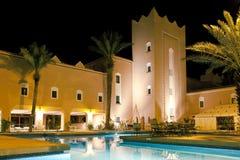 Hotel exótico de lujo fotos de archivo