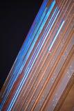 Hotel facade Stock Image