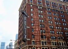 Hotel Felix, Chicago, Illinois stock fotografie