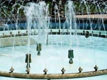 Fountain closeup Stock Photography