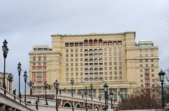 Hotel Four Seasons Hotel Moscow, Moscow, Russia. stock photos