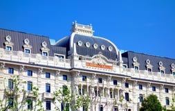 Hotel Gallia Stock Photos