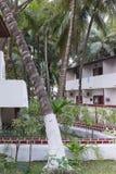 Hotel in Gambia Immagini Stock Libere da Diritti