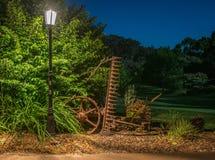 Hotel-Garten in West-Australien Lizenzfreie Stockfotos