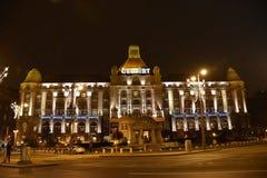 Hotel Gellért, Budapest Foto de Stock Royalty Free