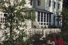 Hotel georgiano Fotografía de archivo libre de regalías