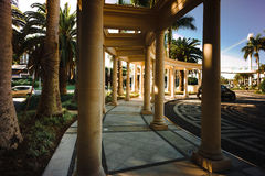 Hotel Gold Coast de Palazzo Versace fotos de stock