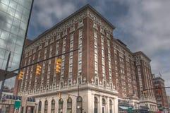 Hotel in Grand Rapids royalty-vrije stock afbeeldingen