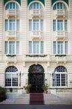 Hotel grande Cesenatico Fotografia de Stock Royalty Free