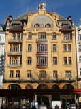 Hotel grande Europa em Praga Imagens de Stock Royalty Free