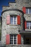 Hotel grimsel hospiz Lizenzfreies Stockbild