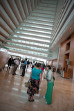 Hotel hall Marina Bay Sands Royalty Free Stock Photos