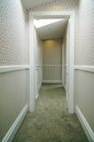 Hotel hallway Royalty Free Stock Photo