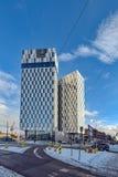 Hotel Helsinki de Clarion fotografía de archivo