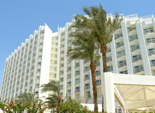 Hotel Hilton Taba Royalty Free Stock Images