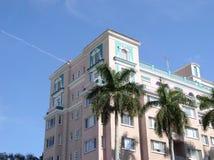 Hotel histórico Fotos de archivo libres de regalías